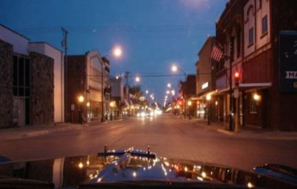 Downtown Hays