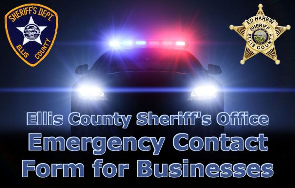 Emergency Contact Form for Businesses