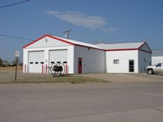 Ellis County Fire Station